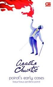 Cover Kasus-Kasus Perdana Poirot (Poirot's Early Cases) oleh Agatha Christie