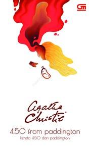 Cover Kereta 4.50 dari Paddington (4:50 from Paddington) oleh Agatha Christie