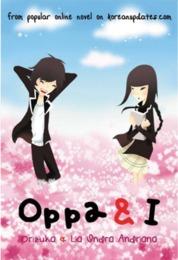 Cover Oppa and I oleh Lia Indra Andriana