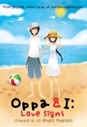 Cover Oppa & I: Love Signs oleh Lia Indra Andriana