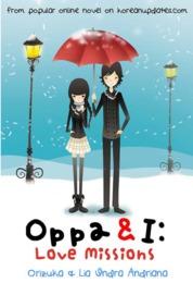 Cover Oppa&I: Love Missions oleh Lia Indra Andriana