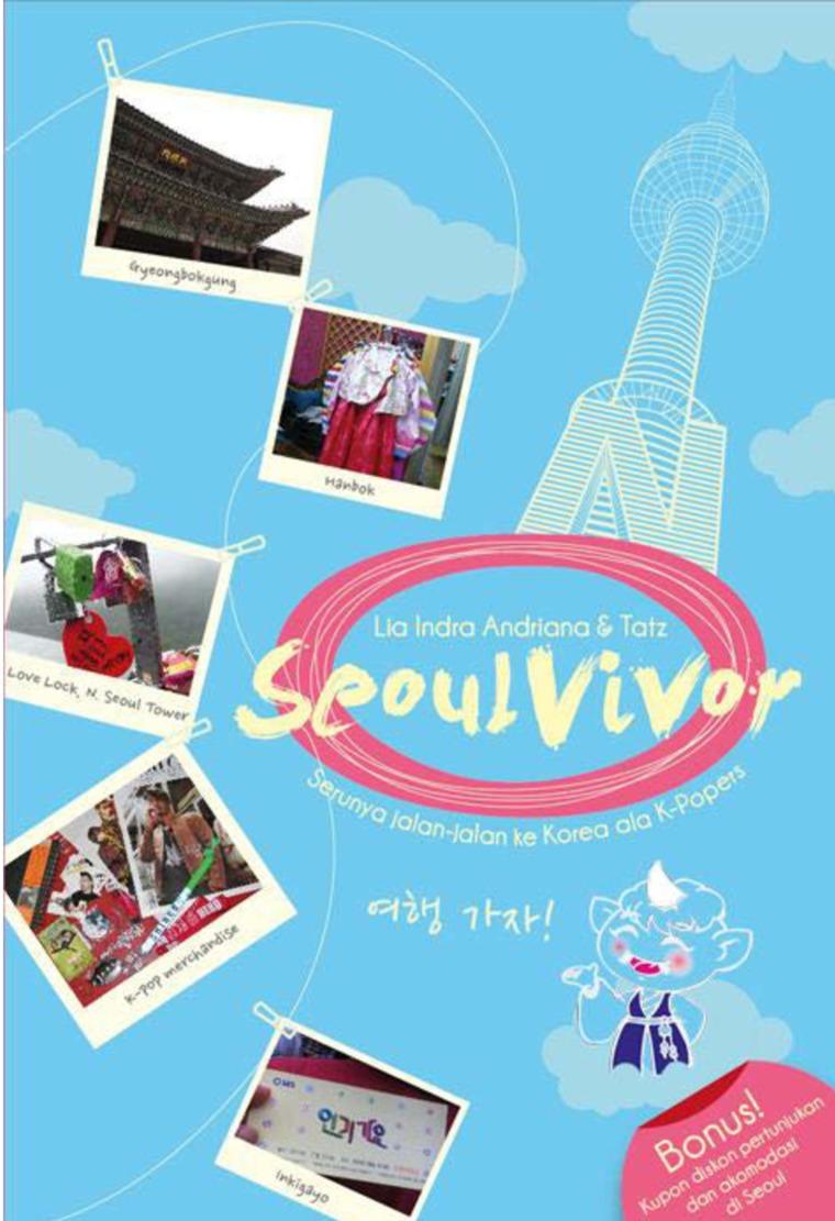 Buku Digital Seoulvivor oleh Lia Indra Andriana