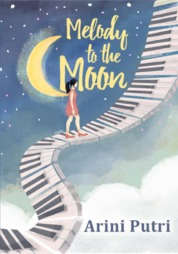 Cover Melody To The Moon oleh Makna Sinatria