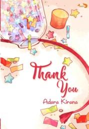 Cover Thank You oleh Adara Kirana