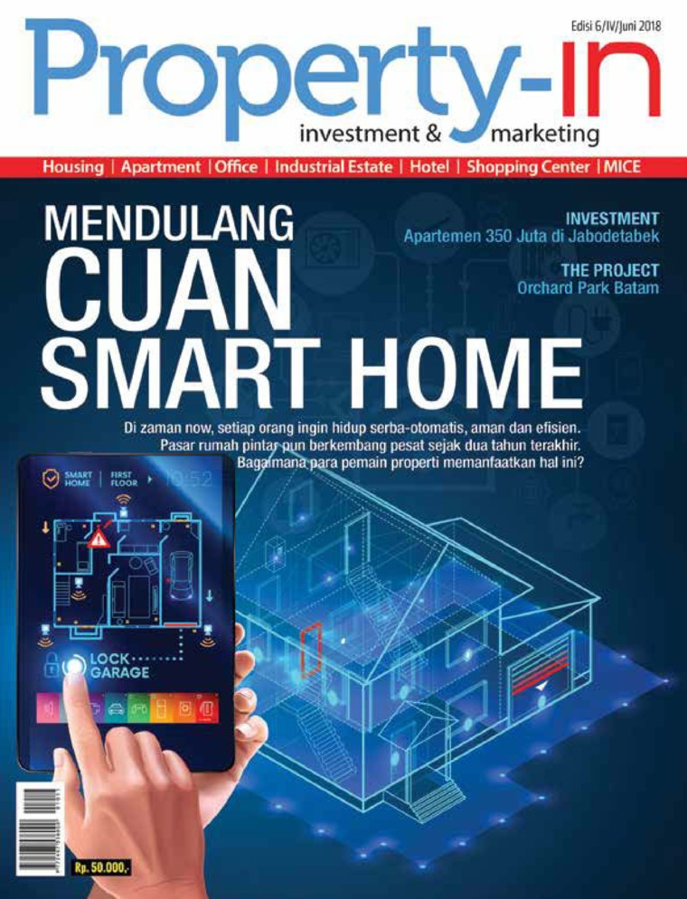 Majalah Digital Property-in ED 06 Juni 2018