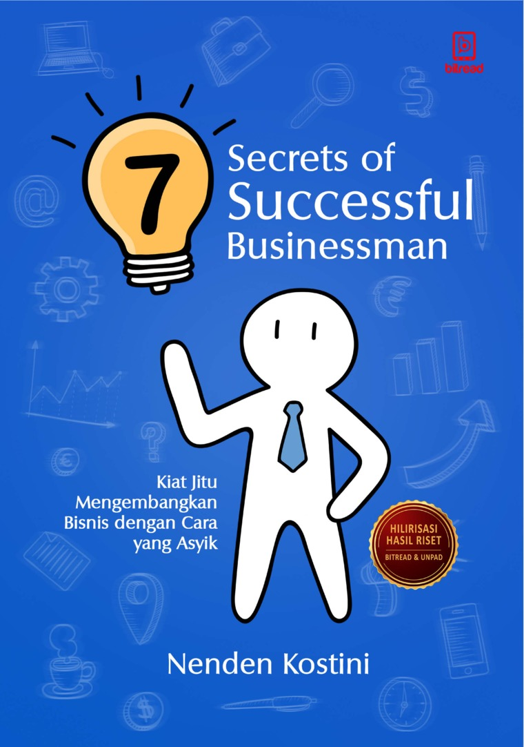 Buku Digital 7 Secrets of Succesful Businessman oleh Nenden Kostini