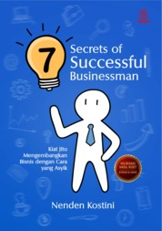 Cover 7 Secrets of Succesful Businessman oleh Nenden Kostini