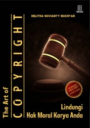 The Art of Copyright by Helitha Novianty Muchtar Cover