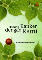Cover Hadang Kanker dengan Rami oleh Asri Peni Wulandari