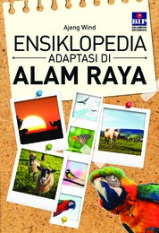 Ensiklopedia Adaptasi Di Alam Raya by Ajeng Wind Cover