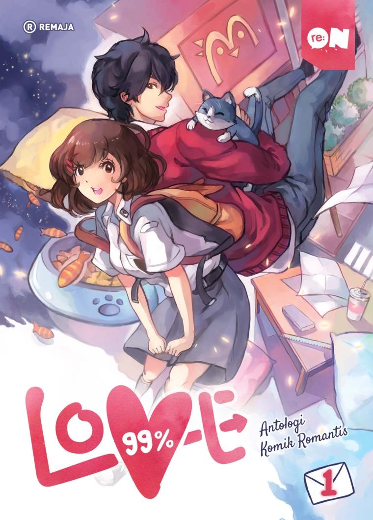 Buku Digital 99% Love vol 1 oleh Yudha Negara Nyoman dkk