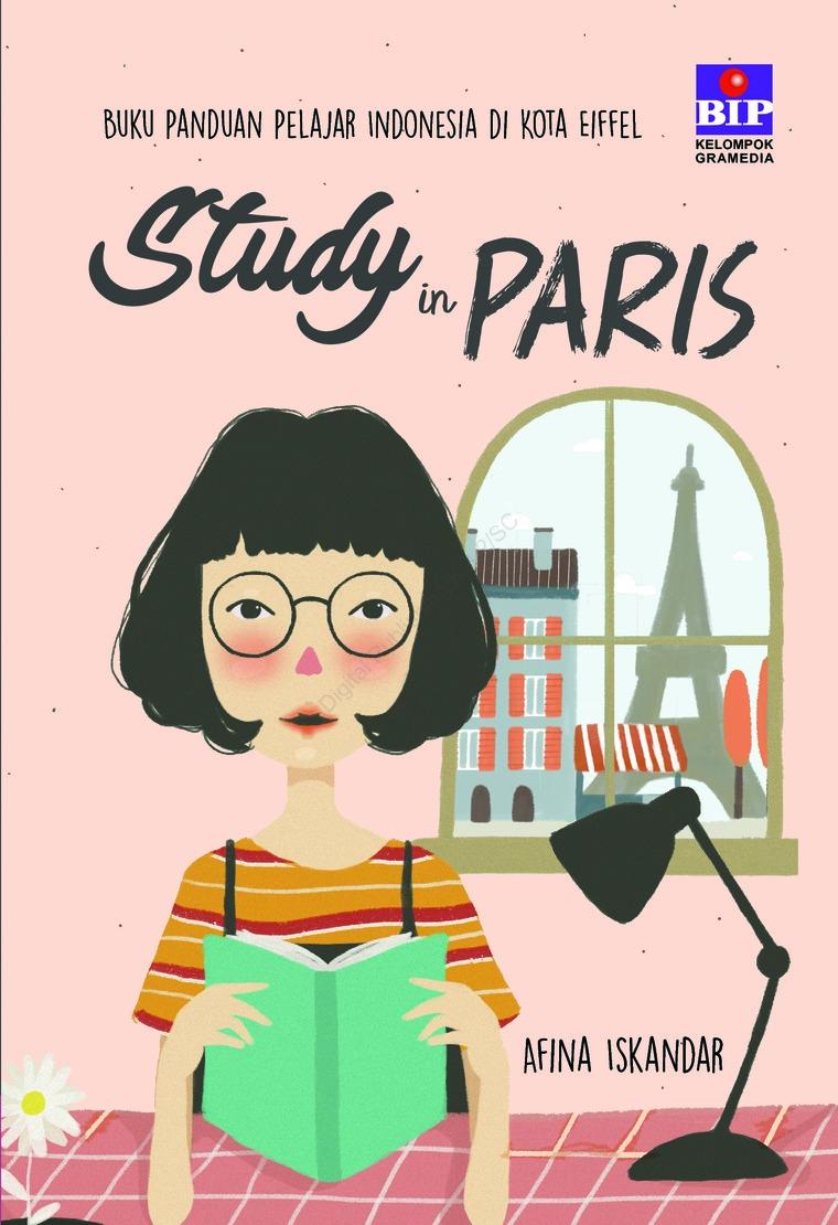 Buku Digital BIP - Study In Paris oleh Afina Iskandar