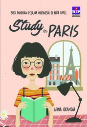 Cover BIP - Study In Paris oleh Afina Iskandar