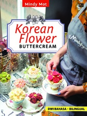 Cover Korean Flower Buttercream ala Mindylycious oleh Mindy Mot