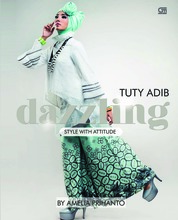 Dazzling - Style with Attitude by Amelia Prihanto Cover