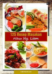 125 Resep Masakan Pilihan Ny. Liem by Chendawati Cover