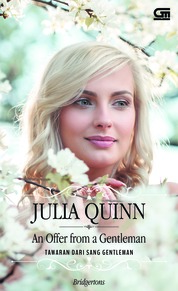 Historical Romance: Tawaran dari Sang Gentleman (An Offer from a Gentleman) by Julia Quinn Cover