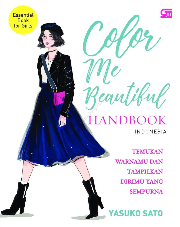 Buku Digital Colour me Beautiful Handbook Indonesia oleh Yasuko Sato