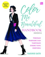 Cover Colour me Beautiful Handbook Indonesia oleh Yasuko Sato