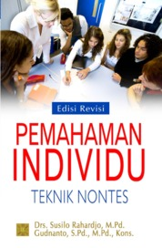 Pemahaman Individu Teknik Nontes by Drs. Susilo Rahardjo, M.Pd, Gudnanto, S.Pd. Cover