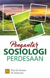 Cover Pengantar Sosiologi Perdesaan oleh Prof. Dr. Damsar