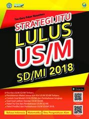 Strategi Jitu Lulus US SD/MI 2018 by Tim Guru Pakar Nusantara Cover