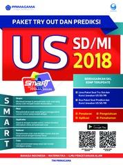 Primagama Paket Try Out dan Prediksi US SD/MI 2018 by Tim Primagama Cover