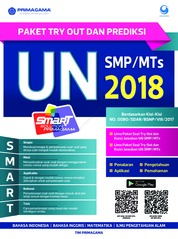 Primagama Paket Try Out dan Prediksi UN SMP/MTs 2018 by Tim Primagama Cover