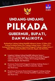 Undang-Undang Gubernur, Bupati, Dan Walikota by Tim Redaksi BIP Cover