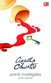 Cover Poirot Melacak (Poirot Investigates) oleh Agatha Christie