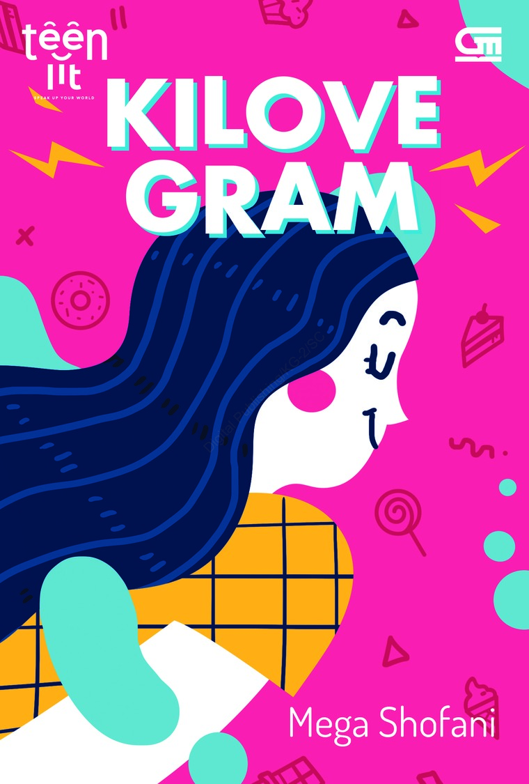 Buku Digital TeenLit: Kilovegram oleh Mega Shofani