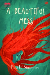 MetroPop: A Beautiful Mess by Rosi L. Simamora Cover