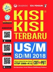 Kisi-Kisi Terbaru US/M SD/MI 2018 by Tim Edu Penguin Cover
