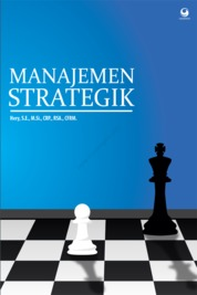 Manajemen Strategik by Hery, S.E., M.Si., CRP., RSA., CFRM. Cover