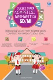Cover Sukses Juara Kompetisi Matematika SD oleh Jonathan Hoseana