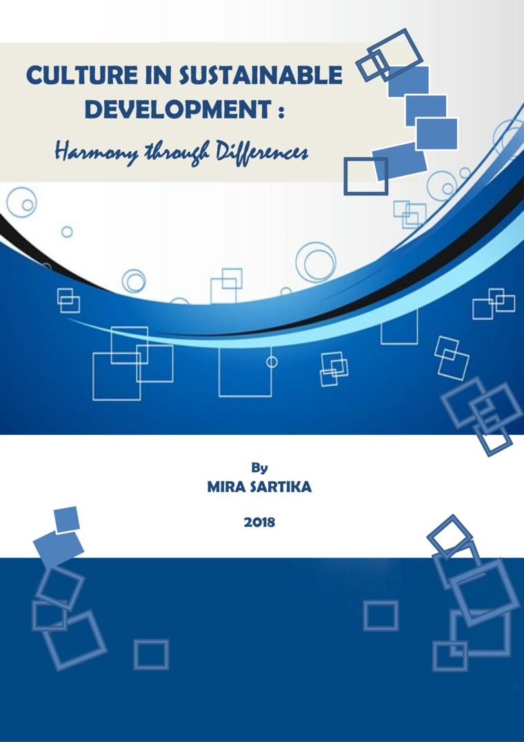 Buku Digital Culture in Sustainable Development : Harmony through Differences oleh Mira Sartika