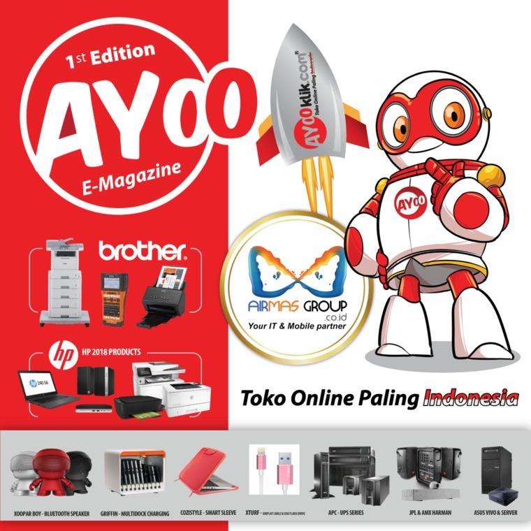 Ayoo Digital Magazine ED 01 February 2018