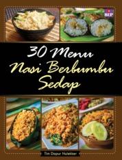 Cover 30 Menu Nasi Berbumbu Sedap oleh