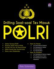 Cover Drilling Soal-soal Tes Masuk POLRI oleh Risky Wulandari