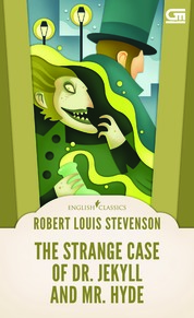English Classics: The Strange Case of Dr. Jekyll and Mr. Hyde by Robert Louis Stevenson Cover