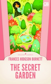 English Classics: The Secret Garden by Frances Hodgson Burnett Cover