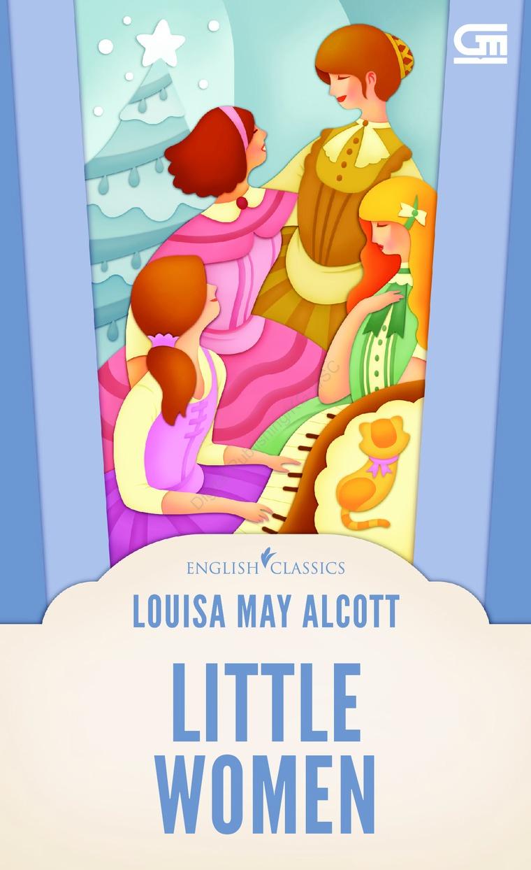 Buku Digital English Classics: Little Women oleh Louisa May Alcott