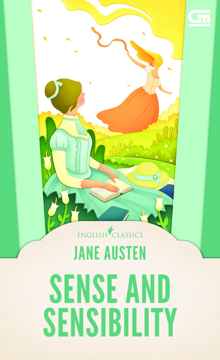 Buku Digital English Classics: Sense and Sensibility oleh Jane Austen