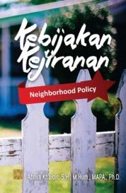 Cover KEBIJAKAN KEJIRANAN oleh Afriva Khaidir, S.H
