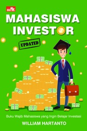 Cover Mahasiswa Investor (UPDATED) oleh William Hartanto