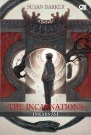Cover Inkarnasi (The Incarnations) oleh Susan Barker