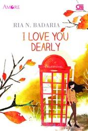 Cover Amore: I Love You Dearly oleh Ria N. Badaria