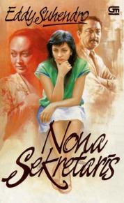 Cover Nona Sekretaris oleh Eddy Suhendro