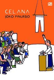 Cover Celana oleh Joko Pinurbo