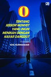 Cover O oleh Eka Kurniawan